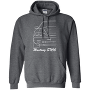 Ford Mustang SN95 Pullover Hoodie 1994 1995 1996 1997 1998
