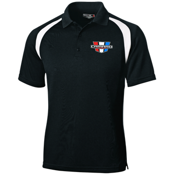 Camaro SS RS ZL1 Moisture-Wicking Tag-Free Golf Shirt