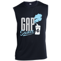 Gap Sauce Turbo Boosted Racing Gapped Sleeveless Performance T-Shirt