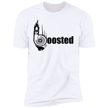 Boosted Turbo Racing Twin Turbo Premium Short Sleeve T-Shirt