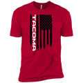 Youth Tacoma TRD SR5 Limited American Flag Boys' Cotton T-Shirt
