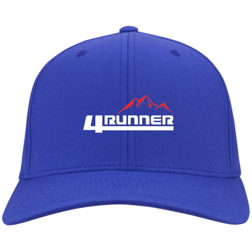4Runner TRD SR5 Flex Fit Twill Baseball Cap