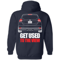 Ford Focus ST 2015 2016 2017 2018 2019 Pullover Hoodie