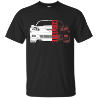 Chevy Corvette C6 Double Sided Get Used to the View T-Shirt New