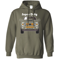 Ford F-250 F-350 Super Duty Diesel Gas 2017 2018 2019  Pullover Hoodie