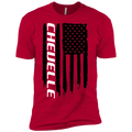 Youth Chevelle American Flag Boys' Cotton T-Shirt