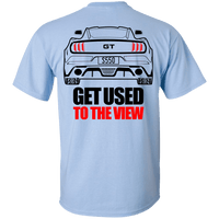 S550 Mustang Double Sided T-Shirt