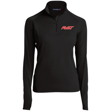 Ladies' Ford Focus ST FoST 1/2 Zip Performance Pullover