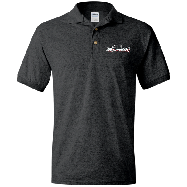 Ford Raptor F-150 Truck  Jersey Polo Shirt