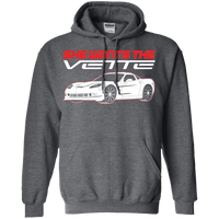 She Wants the Vette Hoodie