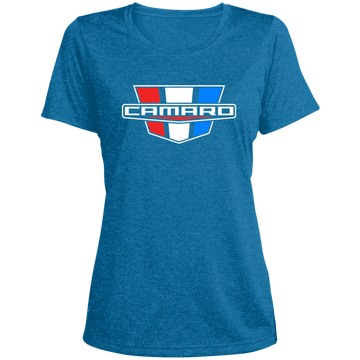Camaro Ladies' Heather Dri-Fit Moisture-Wicking T-Shirt