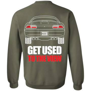 Chevy Camaro 4th Gen Pullover Sweatshirt