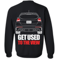 WSA Ford Focus RS Get Used to the View Crewneck Sweatshirt