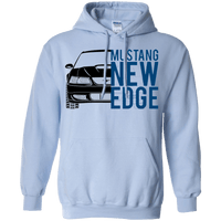 New Edge Mustang GT Double Sided Hoodie