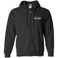 Ford F-150 Limited Platinum King Ranch XL XLT Gildan Zip Up Hooded Sweatshirt