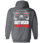 Corvette C7 Double Sided Hoodie