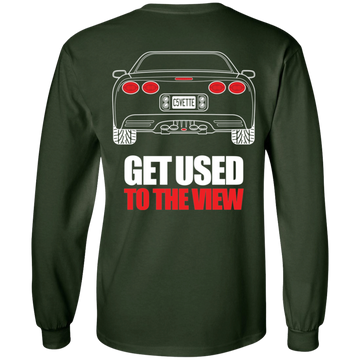 C5 Chevy Corvette T-Shirt Long Sleeve