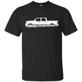 GMC Sierra Outline T-Shirt New