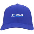 F-250 Super Duty Power Stroke Flex Fit Twill Baseball Cap