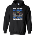 Drag Light New Edge Mustang GT Hoodie