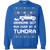 Toyota Tundra Ugly Christmas Grandma Got Run Over Crewneck Sweatshirt