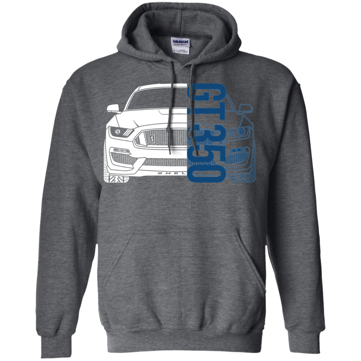 S550 GT350 Ford Mustang Pullover Hoodie - Wheel Spin Addict 607358baad
