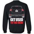 WSA Ford Focus ST Get Used to the View 2015 2016 2017 2018 Crewneck Sweatshirt