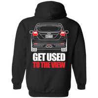 Ford Focus ST 2013 2014 Pullover Hoodie New