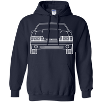 Foxbody Ford Mustang GT Pullover Hoodie