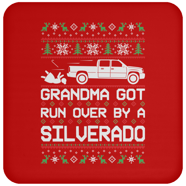 Wheel Spin Addict 2006 Silverado 1500 2500 Truck Christmas Coaster
