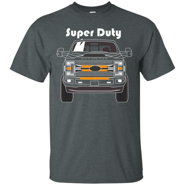 Ford F-250 F-350 Super Duty Diesel Gas 2017 2018 2019 T-Shirt