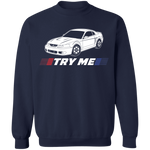 WSA New Edge Ford Mustang Try Me 1999-2004 Crewneck Sweatshirt