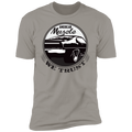 American Muscle We Trust Racing Premium Short Sleeve T-Shirt