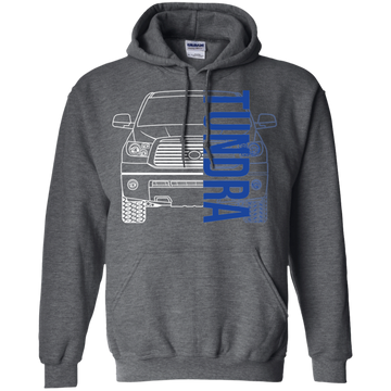 Toyota Tundra Truck Pullover Hoodie 2007 2008 2009 2010 2011 2013