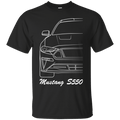 Ford Mustang S550 T-Shirt 2018 2019