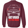 Ford F-150 Truck Ecoboost 2.7 3.5 5.0 Coyote Crewneck Pullover Sweatshirt