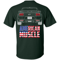 S550 Mustang 2018 American Muscle T-Shirt