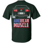 S197 Mustang 2010-2012 American Muscle T-Shirt