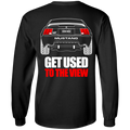 New Edge Ford Mustang GT 4.6 T-Shirt Long Sleeve