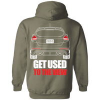 Ford Focus RS 2017 2018 2019  Pullover Hoodie