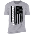 Youth Blazer SUVAmerican Flag Boys' Cotton T-Shirt