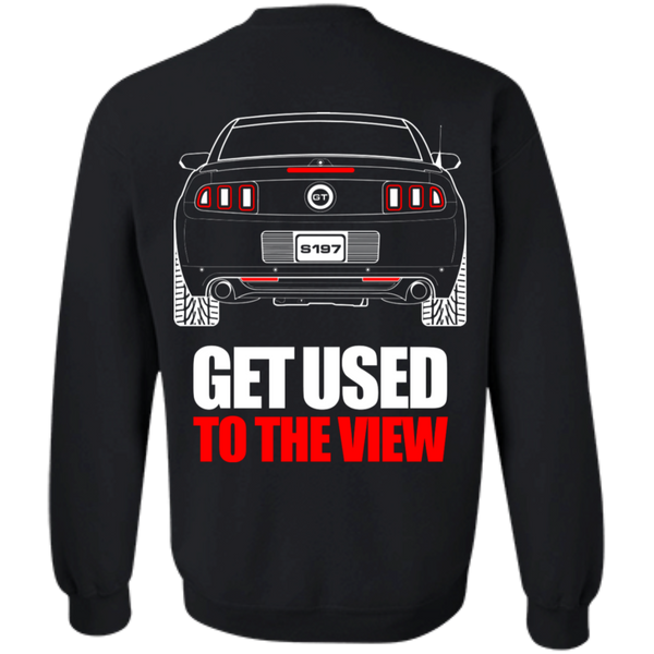 Ford Mustang S197 2013 2014 Pullover Sweatshirt