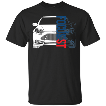 Ford Focus ST T-Shirt 2013 2014
