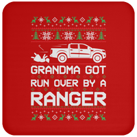 Wheel Spin Addict Ranger Truck Christmas Coaster