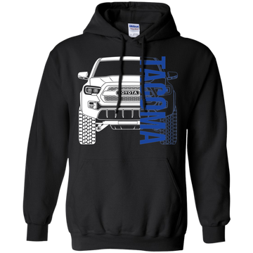 Toyota Tacoma 2016 2017 2018 2019 Pullover Hoodie New