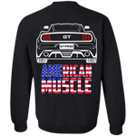 S550 Ford Mustang GT Pullover Sweatshirt 2015 2016 2017