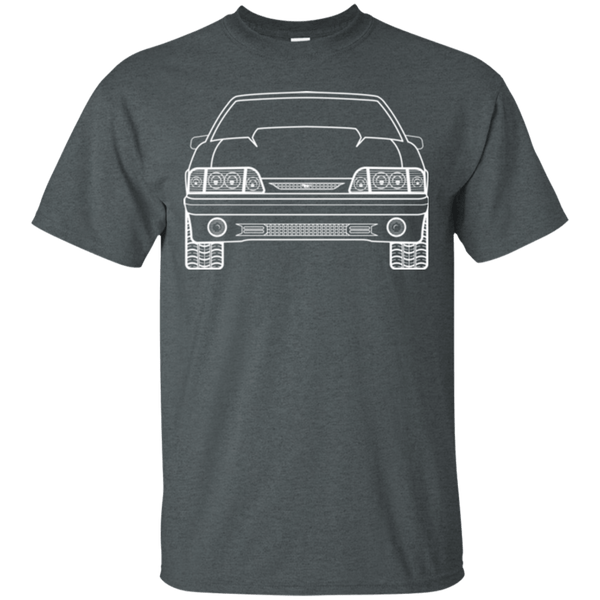 Foxbody LX Outline Ford Mustang T-Shirt