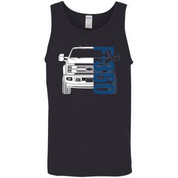 Ford F-350 2017 2018 2019 Super Duty PowerStroke Tank Top Shirt