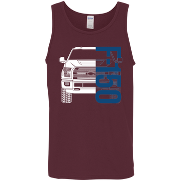 Ford F-150 Ecoboost XLT Platinum Lariat King Ranch  2015 2016 2017 Tank Top Shirt