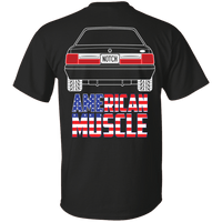 Foxbody Ford Mustang Notchback T-Shirt